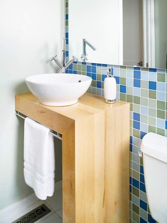 Examples Of Bathroom Design : Small bathroom design examples sortra