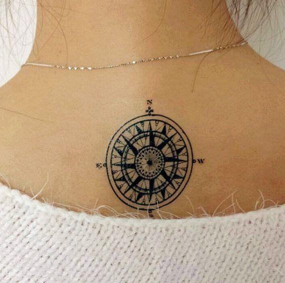 compass-tattoo-design17