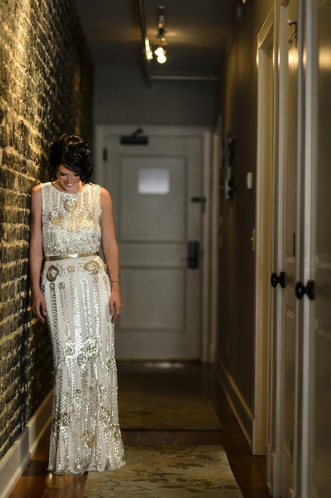 Great Gatsby Wedding Dresses 46 Great Gatsby Inspir...