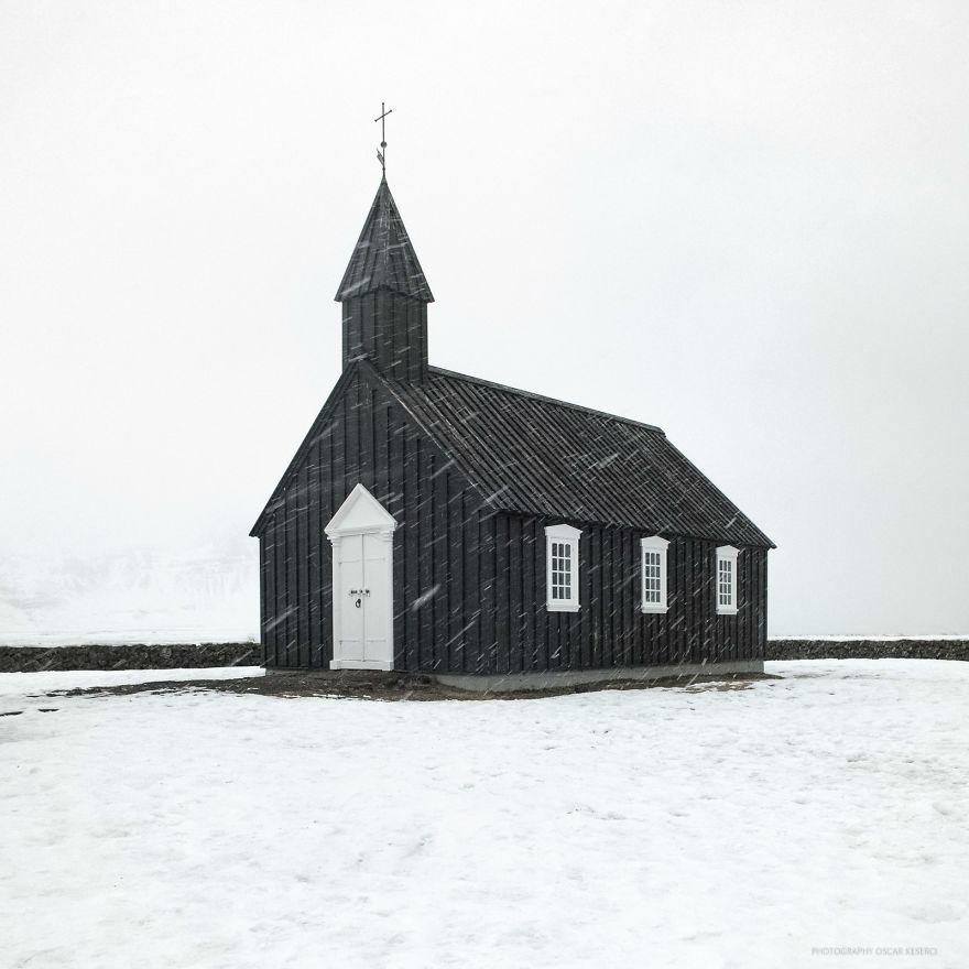 Magical Iceland Landscape Photos by Oscar Keserci