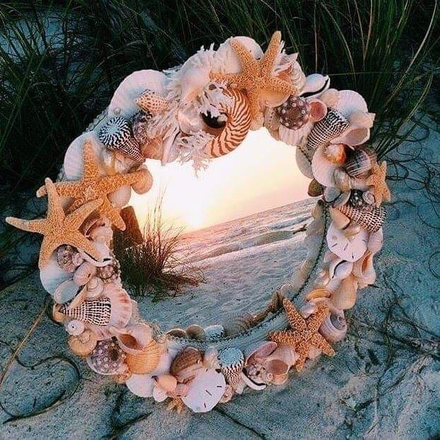24 Wonderful DIY Decoration Ideas with Seashells