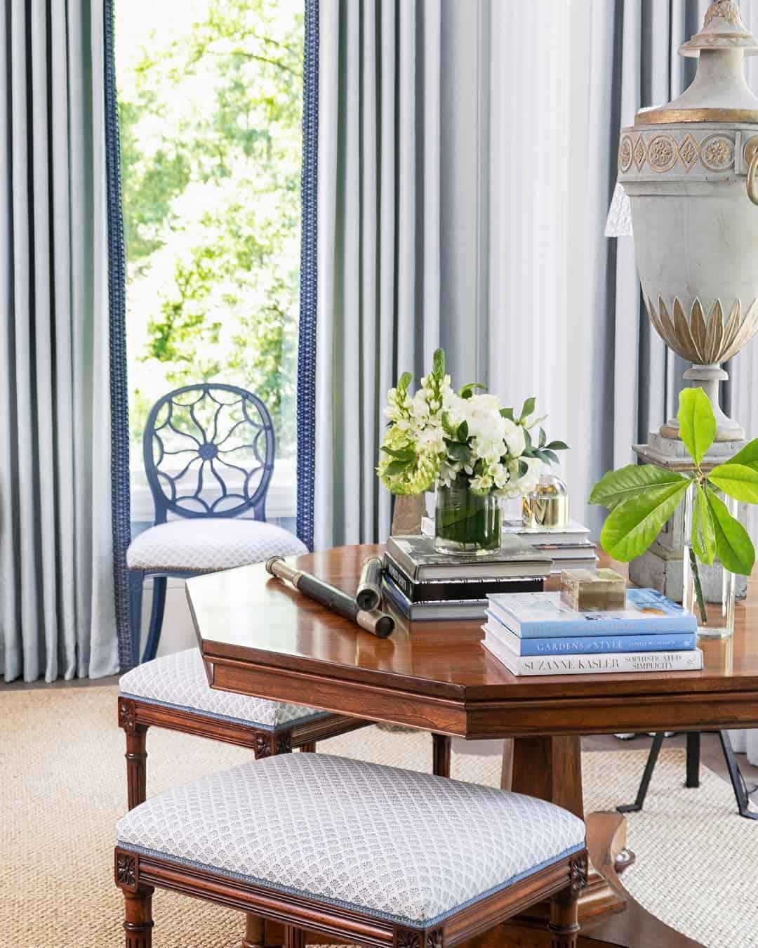 Impressive Interior Designs by Huff-Dewberry